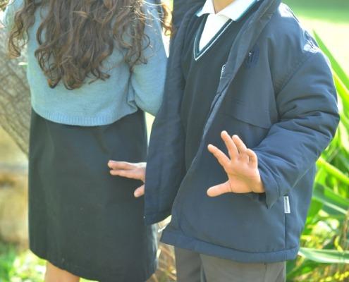 uniforme escolar legamar 18