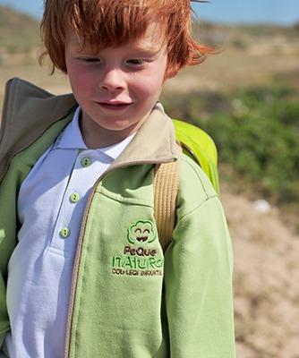 uniforme escuela infantil peque natura140