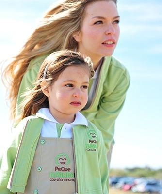 uniforme escuela infantil peque natura141