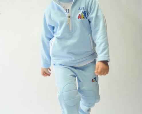 uniforme infantil aula