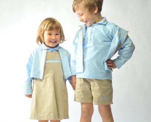 uniforme infantil la senyera