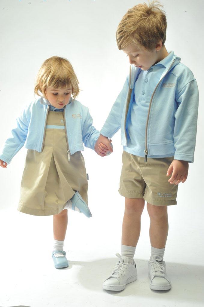 uniforme infantil la senyera 5