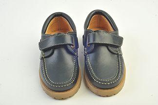 zapato escolar modelo nautico