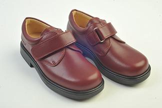 zapatos escolares blucher velcro 4