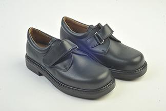 zapatos escolares blucher velcro