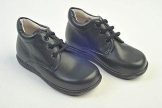 zapatos escolares modelo botita infantil 2