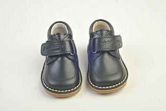 zapatos escolares modelo botita infantil 3