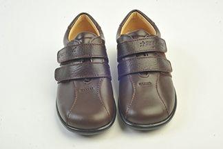 zapatos escolares modelo botita infantil 4