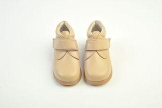 zapatos escolares modelo botita infantil